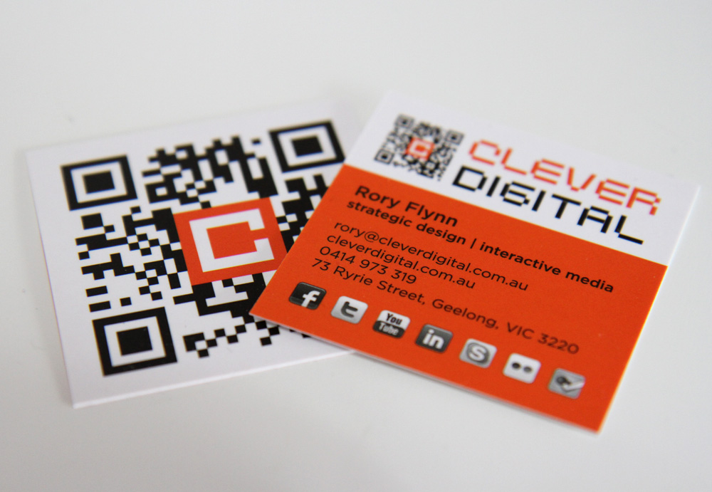 Business cards arrive clever digital geelong web design business cards arrive clever digital geelong web design graphic design reheart Images
